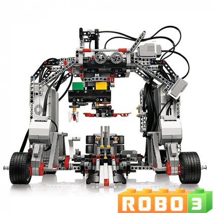 Ресурсный набор  Mindstorms Education EV3 LEGO 45560