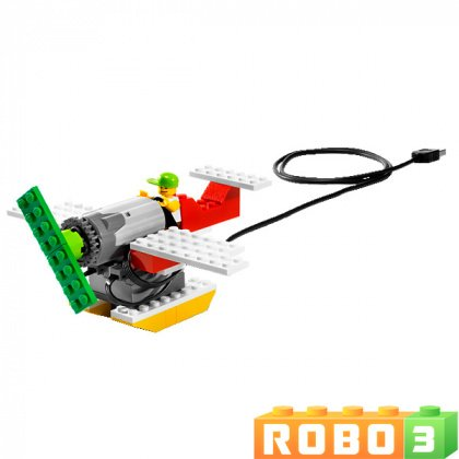 Самолет Лего Ведо - 9580 конструктор lego education wedo
